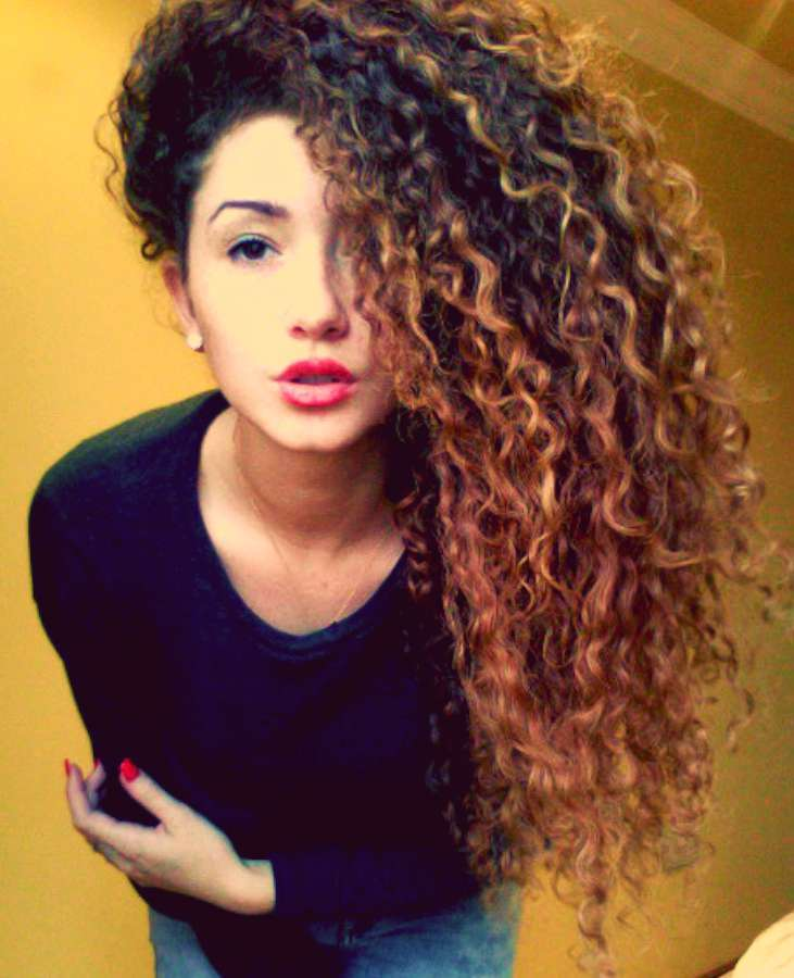 Long curly hairstyles for black women weaves