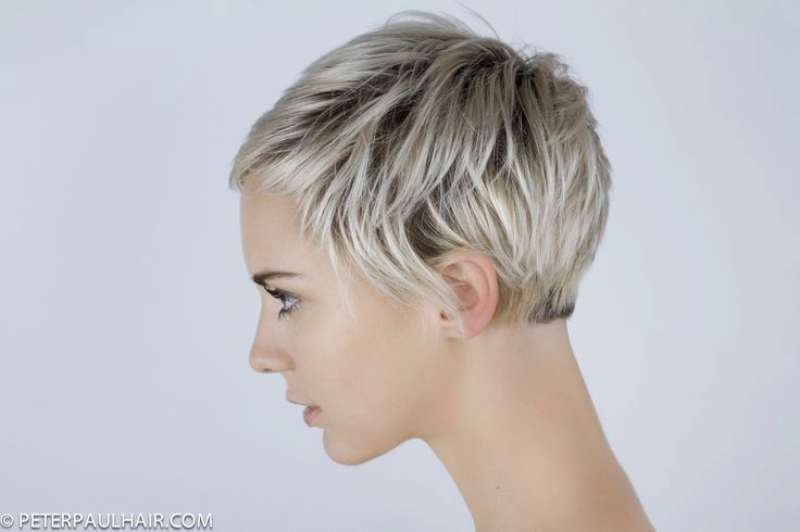 Latest fashion short haircuts